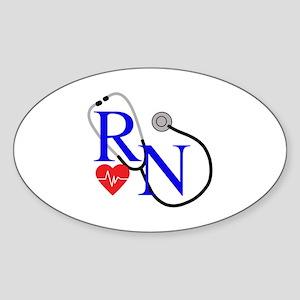 RN FULL FRONT Sticker