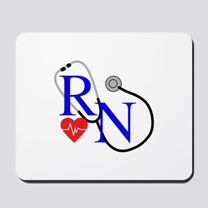 RN FULL FRONT Mousepad