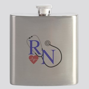 RN FULL FRONT Flask