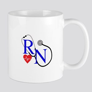 RN FULL FRONT Mugs