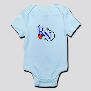 RN FULL FRONT Body Suit
