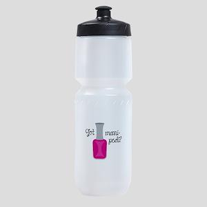 GOT MANI PEDI Sports Bottle