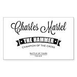 Charles Martel Sticker