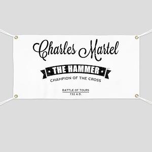 Charles Martel Banner