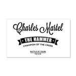 Charles Martel Wall Decal