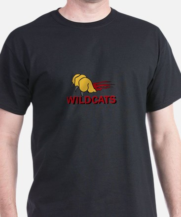 WILDCATS CLAW T-Shirt