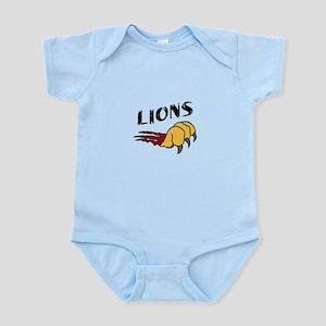 LIONS CLAW TEAR Body Suit