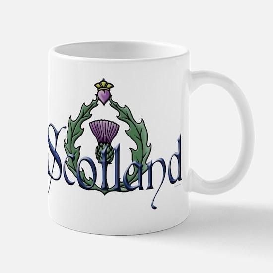 Scotland: Thistle Mug