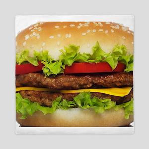 Burger Me Queen Duvet