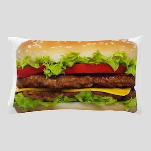 Burger Me Pillow Case