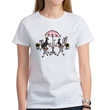 Manchester Terrier Coffee Time T-Shirt