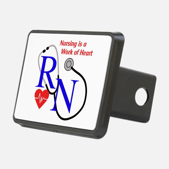 WORK OF HEART Hitch Cover