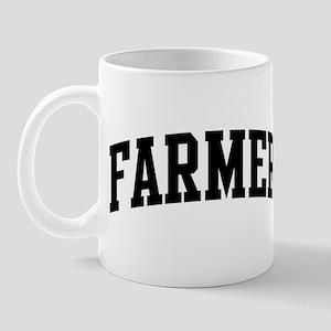 FARMER (curve-black) Mug