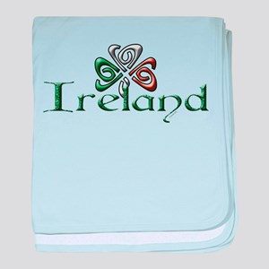 Ireland baby blanket