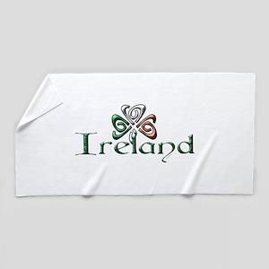 Ireland Beach Towel