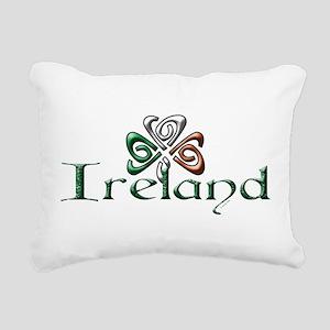 Ireland Rectangular Canvas Pillow