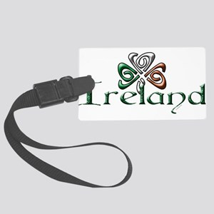 Ireland Luggage Tag