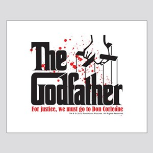 The Godfather Movie Small Poster