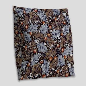 William Morris Angeli Landante Burlap Throw Pillow