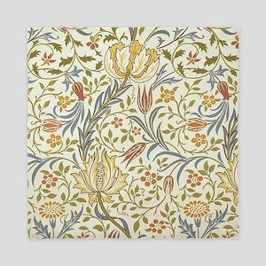 William Morris Floral Queen Duvet