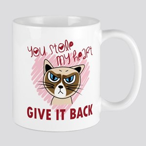 You Stole My Heart - Give it back Mug