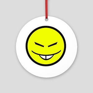 """Yellow Man"" Ornament"