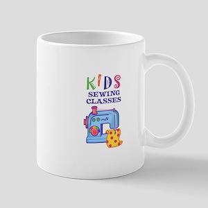 KIDS SEWING CLASSES Mugs