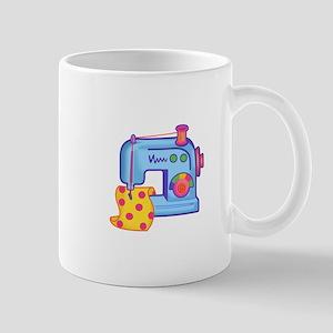 CHILDRENS SEWING MACHINE Mugs