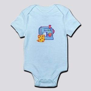 CHILDRENS SEWING MACHINE Body Suit