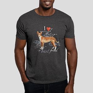 Portuguese Podengo Dark T-Shirt
