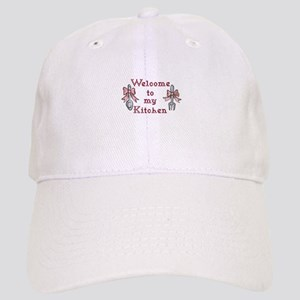 Welcome To My Kitchen Baseball Cap