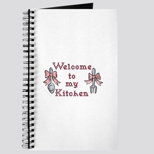 Welcome To My Kitchen Journal