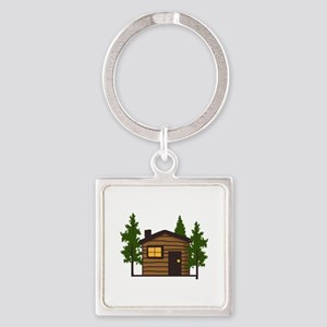 LITTLE CABIN Keychains