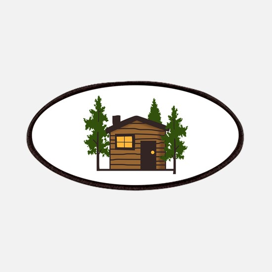 LITTLE CABIN Patches