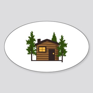 LITTLE CABIN Sticker