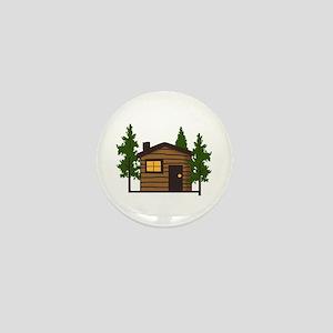 LITTLE CABIN Mini Button