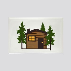 LITTLE CABIN Magnets