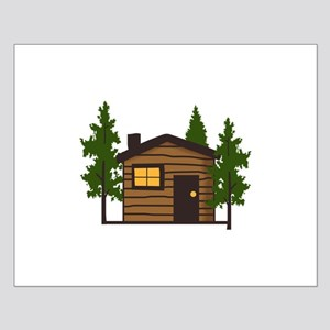 LITTLE CABIN Posters