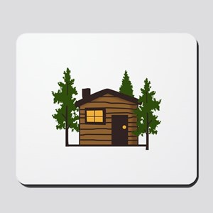 LITTLE CABIN Mousepad
