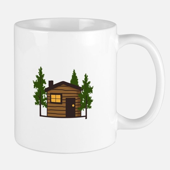 LITTLE CABIN Mugs