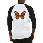 Faerie Baseball Jersey Faerie Butterfly Jersey Tee