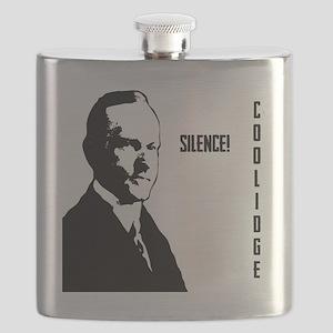 Silent Cal Flask