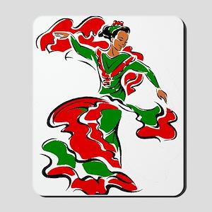 Mexican Dancer Mousepad