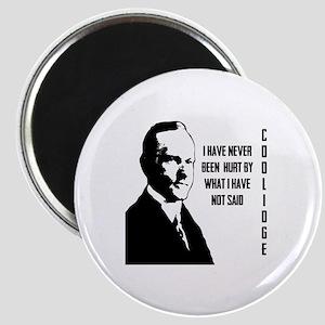 Calvin Coolidge Magnet