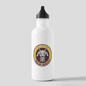 old goat  Water Bottle