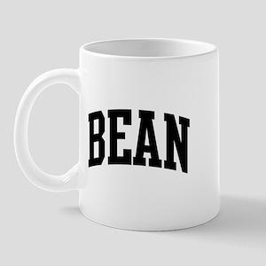 BEAN (curve-black) Mug