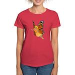 Faerie Women's T-Shirt Beautiful Faerie Tee Ladies
