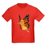 Faerie Kids Dark T-Shirt Girls & Boys Faerie Tee