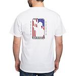 40-oz Patriot - White T-Shirt