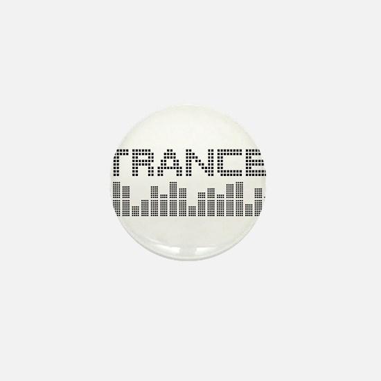 Funny Trance Mini Button